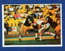 1986 Jeno's Pizza Green Bay Packers Super Bowl I Card WILLIE DAVIS HENRY JORDAN