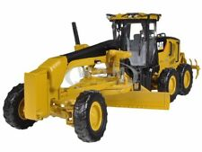 CAT CATERPILLAR 140M MOTOR GRADER 1/50 DIECAST MODEL BY NORSCOT 55236