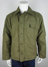 Vintage A-2 PERMEABLE DECK JACKET SIZE LARGE