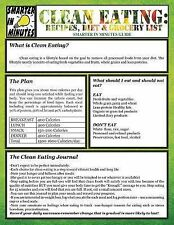 Clean Eating : Recipes, Diet and Grocery List by Anne V. Parsons (2014,...
