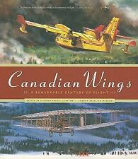 CANADIAN WINGS NEW PAPERBACK BOOK