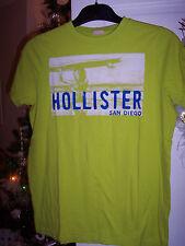 hollister tshirt size med