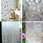 92cm x 1m Privacy Frosted Frosting Removable Glass Window Film AU SELLER C0001