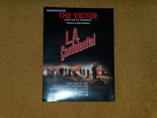 Jerry Goldsmith sheet music The Victor from film L.A. CONFIDENTIAL '97 4 pp. VG+