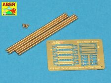 1/35 ABER R32 BARREL CLEANING RODS w/BRACKETS For GERMAN TANK TIGER II PROMO