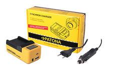 Patona LCD Display Synchron Ladegerät für Nikon Coolpix S6400 / S6500  EN-EL19