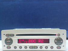 ALFA ROMEO 156 BLAUPUNKT CD RADIO PLAYER WITH CODE GOOD USED CONDITION