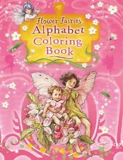 Flower Fairies Alphabet Coloring Book, New, Free Shipping