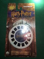 HARRY POTTER & THE SORCERERS STONE VIEW MASTER REELS JOURNEY TO HOGWARTS PART 1