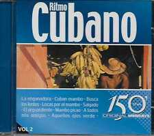 Ritmo Cubano Vol 2 - CD 2003