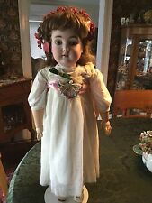 antique doll German