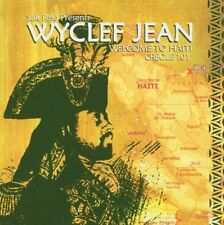 Wyclef Jean - Welcome to Haiti Creole 101 (2005)  CD NEW/SEALED  SPEEDYPOST