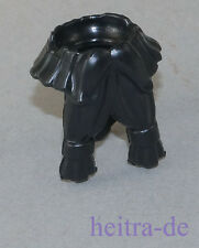 LEGO - Bart schwarz für Zwerg, Troll, Krieger, Ritter / 60750 NEUWARE (ak28)