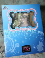 CINDERELLA GOLD CROWN ANIME FAIRY TALE FIGURE STATUE LECHERY SEXY ADULT 18+