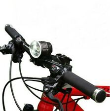 FLASHLIGHT CREE 5W- RECHARGEABLE HEAD WITH SUPPORT P OF BIKE.