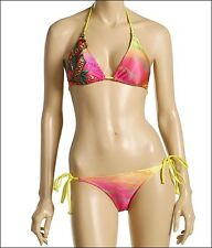 S NEW Ed Hardy DEATH BEFORE DISHONOR BIKINI SET SWIMWEAR