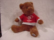 SUPER CUTE Minnesota Twins Good Stuff Teddy Bear, NEW&NICE!!