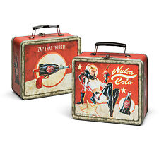 FALLOUT OFFICIAL LICENSED NUKA COLA THIRST ZAPPER GIRL PINUP LUNCHBOX