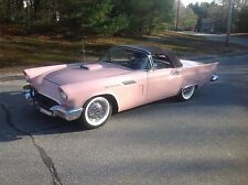 1957 Ford Thunderbird Two tops