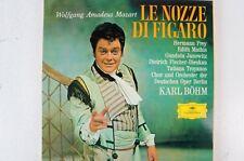 Mozart Le Nozze di Figaro Prey Mathis Janowitz Fischer Dieskau Karl Böhm (LP1)