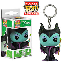 Funko Pocket Pop Keychain Disney: Maleficent Vinyl Action Figure Collectible Toy