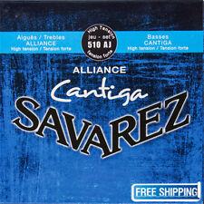 Savarez 510AJ Guitar Strings Alliance Cristal Cantiga Classical High Tension Set