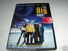 The Big Empty (DVD, 2004) Work Great