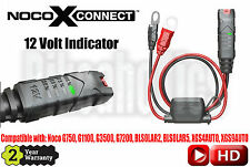 Noco GC015 X-Connect 12V Indicator - for Noco G3500 Smart Battery Charger