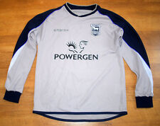 Punch Ipswich Town 2004/2005 goalkeaper shirt