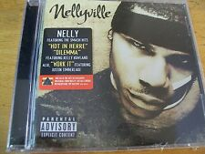 NELLY NELLYVILLE  CD SIGILLATO KENNY ROWLAND JUSTIN TIMBERLAKE