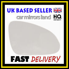 Right Driver Wing Car Mirror Glass Replacement VAUXHALL ASTRA J 2010-2015
