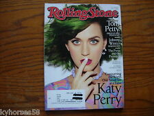 Rolling Stone Magazine Katy Perry August 2014