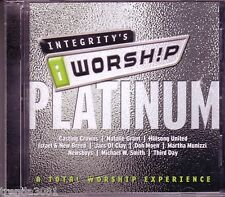 Integrity's iWorship Platinum 2CD Classic Christian DON MOEN THIRD DAY JARS CLAY