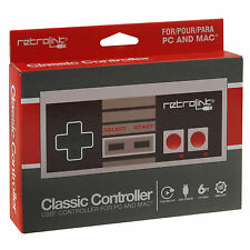 Nintendo NES Style USB Control Pad for PC RETRO EMULATION