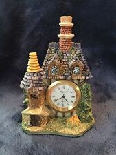 Small Cottage Quartz Novelty Clock