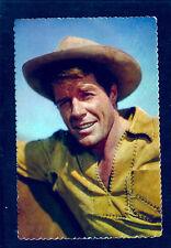 ROBERT HORTON. Orig.Vintage Postcards,UK (Colour) .FILM STAR.see More postcards