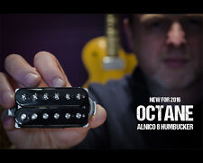 Tonerider Octane Alnico 8 Bridge Humbucker – Black