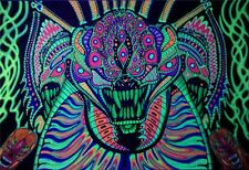"""Trippy - Art Print Digital Miscellaneous Psychedelic 20"""" x 13"""" Poster T157"""