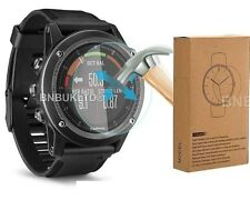 2 X 100% Tempered Glass Screen Protector for Garmin Fenix 3 HR