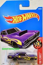 HOT WHEELS 2017 HW FLAMES '68 DODGE DART