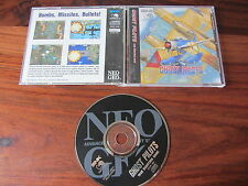 GHOST PILOTS      --    NGCD-020E       -----   pour SNK  NEO GEO CD