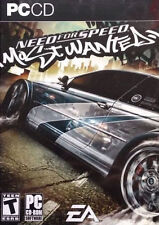 Need for Speed Most Wanted Black Edition for PC Game with Bonus DVD Very Nice