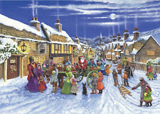 NEW! Otter House Family Christmas 1000 piece No. 2 collectable jigsaw puzzle