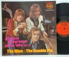 The Nice & The Humble Pie          Famous Popgroups        DoLp          NM # F