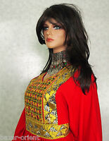 Orient Nomaden Tracht afghan kleid Tribaldance afghanistan traditional dress R16
