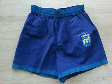 vintage mistral boardshort bermuda mare sea M retro DOUBLE FACE