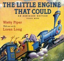 The Little Engine That Could by Watty Piper (2015, Board Book)