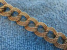 Victorian Bracelet Gold Filled 1/20 12K G.F.  (1084)