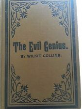 THE EVIL GENIUS BY WILKIE COLLINS *FIRST ED*