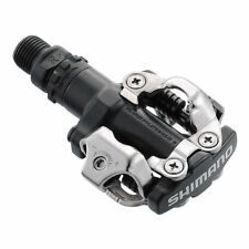 Shimano PD-M520 Clipless Mountain Bike MTB/Road Pedal Set SPD Cleats - Black
